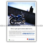 PUB SUZUKI GS 500 GS500 500GS - Ad / Publicité Moto de 2000