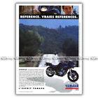 PUB YAMAHA XJ 600 DIVERSION XJ600 - Ad Publicité Moto de 1993