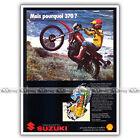 PUB SUZUKI SP 370 SP370 370SP - Ad / Publicité Moto de 1978