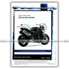 PUB TRIUMPH 1050 SPEED TRIPLE - Original Advert / Publicité Moto de 2007