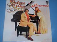 Peters & Lee - Serenade - EX 1976 Philips LP