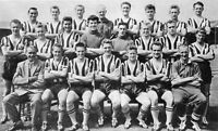 COLLECTION OF #55 PORT VALE FOOTBALL TEAM PHOTOS