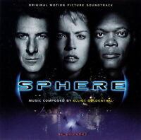 Sphere - Original Soundtrack [1998] | Elliot Goldenthal | CD