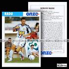 RADU SERGIU (LE MANS UC 72, MUC) - Fiche Football 2003