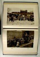 Perckhammer Peking Beijing 1928 seltener Fotoband China