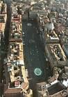 VEDUTA AEREA DI ROMA - PIAZZA NAVONA - FOTO FOTOGRAFIA