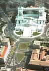 VEDUTA AEREA DI ROMA - PIAZZA VENEZIA - FOTO FOTOGRAFIA
