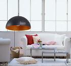 Modern Simple Style Restaurant Bar Black D 40cm * H 20 cm Single Lamp Chandelier