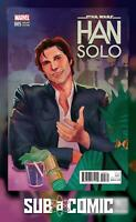 STAR WARS HAN SOLO #5 WADA VARIANT (MARVEL 2016 1st Print) COMIC