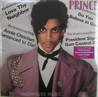 PRINCE LP Controversy + POSTER Sealed Brand new vinyl 180 Gram