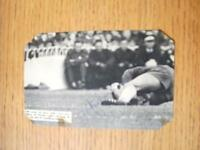 circa 1960's Autographed Magazine Clipping: Chelsea - Hollins, John (Black & Whi