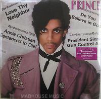 PRINCE LP Controversy + POSTER Sealed Brand new vinyl 180 Gram