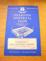 25/04/1966 Everton v Manchester United  (Team Changes). No obvious faults, unles
