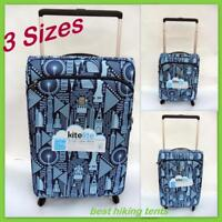 New Kite Lite Spinner Luggage Travel Suitcase Rolling Briefcase Trolley 3 Size