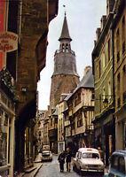 22 Dinan - Tour de l'Horloge, Vieux Quartiers - Flamme 1976