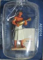 AEG014 - FIGURA EGIPCIA  DE PLOMO  - DEL PRADO