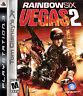 Tom Clancy's Rainbow Six Vegas 2 - Playstation 3
