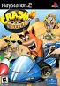 Crash Nitro Kart (Sony PlayStation 2, 2003) Complete