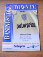 22/03/2003 Basingstoke Town v Billericay Town  . No obvious faults, unless descr