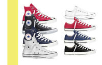 Converse Chuck Taylor All Star Lo & Hi Canvas Trainers Shoes for Unisex