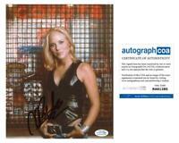 "Maria Bello ""Coyote Ugly"" AUTOGRAPH Signed 8x10 Photo ACOA"