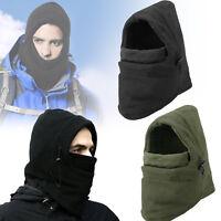Outdoor Sport Ski Cycling Winter Windproof Warm Balaclava Hood Face Mask Hat Cap