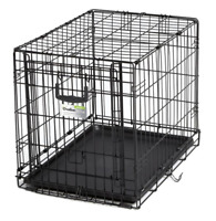 MidWest® Ovation Dog Crate - 5 sizes - Black - NEW - Free Shipping