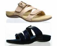 Vionic Womens Rest Skylar Casual Comfort Adjustable Slide Sandals