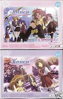 Kanon TV Trading Cards Sealed 2 Box Set / Red and Blue
