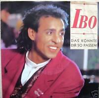 "7"" 1989 KULT! IBO : Das könnte Dir so passen / MINT-!"