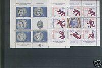 Jugoslawien Nr. 2035 - 2042 + 2075 - 2082 KLBG ** /1242