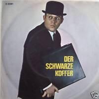 """7"""" 60s ! RALF BENDIX : Der schwarze Koffer // MINT- \"""
