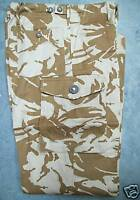 """NEW Army Issue DESERT Camouflage DPM Combat Trousers - Size 80/88/104 34"""" Waist"""