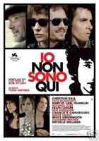 DVD film: IO NON SONO QUI (2007) ex noleggio