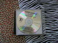 CD Pop Sarah Connor Just One Dance PROMO X-CELL REC