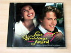 Four Weddings & A Funeral/1994 USA Soundtrack CD/Sting