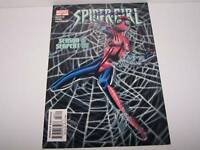 SIGNED RON FRENZ SPIDER-GIRL #58 AMAZING MAN DAUGHTER