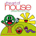CD The Art Of House Pres. By Bouq von Various Artists 2CDs