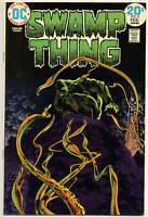 SWAMP THING #8 VF Berni Wrightson DC Comics 1974