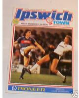 Ipswich Town -v- West Bromwich Albion  1984-1985