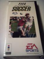 FIFA International Soccer (3DO) in the Long box
