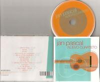 JAN PASCAL - Nuevo Cuarteto / 2008 Flamenco Guitars/ CD