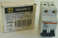 Square D C60N Circuit Breaker Protector MG244 53 25A