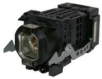 New Philips Lamp/Bulb and Housing for Sony A-1129-776-A