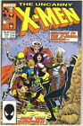 Marvel Comics Uncanny X-Men Comic #219, 1987 NEAR MINT