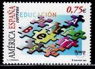 ESPAÑA 2002 3933 América UPAEP Educación 1v.