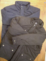 New NWT TOMMY HILFIGER Mens Heavy Ski Jacket Coat Zip