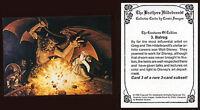 HILDEBRANDT 3 - The Brothers Hildebrandt - Tolkien Subset Chase Card 3 - BALROG