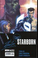 Stan Lee's Starborn #9 Comic Book - Boom