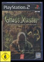 PS 2 GHOST MASTER - GRAVENVILLE CHRONICLES PS2 ***NEU**